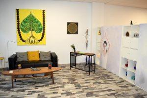 Nueva sala Yoga Casa del Sol Villanueva de la Cañada