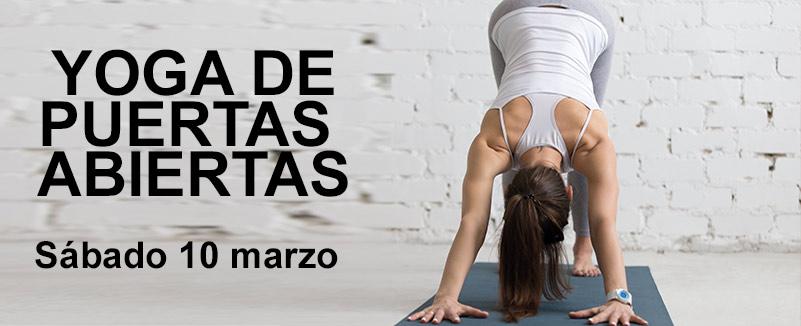 Yoga de puertas abiertas