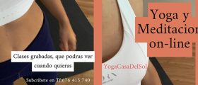 Yoga y Meditación on-line
